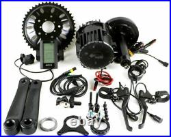 Bafang BBSHD 48V 1000W Mid-Drive Motor E-Bike Electric Bicycle Conversion Kits