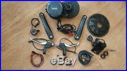 Bafang BBSHD Mid Drive Electric Bike Conversion Kit With 48v 17.5ah Samsung