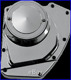 Belt Drives Cam Cover Conversion Kit for Twin Cam Motors #BDL-CC-100