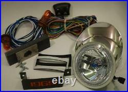 Camaro Parking & Driving Light Combination Conversion Kit, Multi-Color Ring