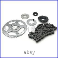 Chain Drive Transmission Sprocket Conversion Kit For Harley Sportster 2000 201