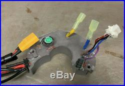 Custom 2200W Bafang BBSHD Controller 48V 52V 45A E-bike Mid Drive Ludicrous