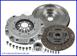 Dual to Solid Flywheel Clutch Conversion Kit ADU173021 Blue Print Set Quality