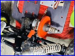 Duratrax Losi Nitro Conversion Kit OS Max CZ Engine Hydra Drive Conversion