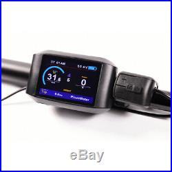 EU DUTY FREE 48V 500W 8Fun Bafang BBS02 Mid Drive Motor Kit central drive crank