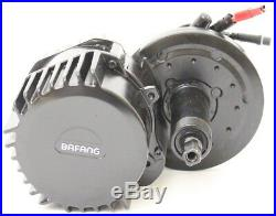 EU DUTY FREE 48v 500w BBS02 bafang Mid drive kit and 48V 9A Panasonic battery
