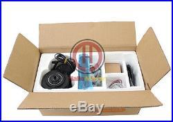 EU DUTY FREE BBS02 48V 750W Bafang Mid Drive Kit 68mm color screen