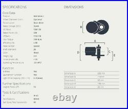 EU Duty Free BAFANG 36V 350W BBS01B Mid Drive Motor Conversion Kits DIY Ebike