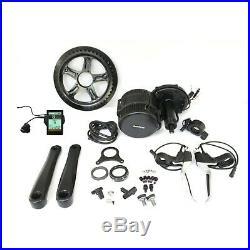 EU Duty Free Bafang BBSHD 48V 1000W Mid-Drive Motor E-Bike