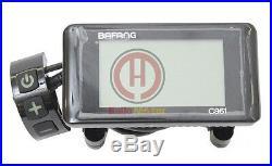 EU-Steuerfrei BBS02 48 V 500 Watt Bafang Mid Drive Kit 68mm BB Breite Fahrrad