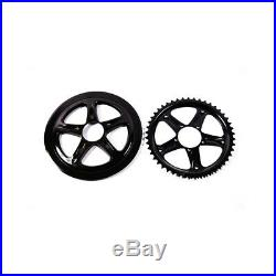 EU duty Free BBS02 36V 250W Bafang Mid Drive Kit 68mm color screen Electric Bike