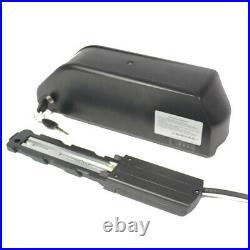 Ebike 48V 1000W BBSHD Bafang Mid-Drive Motor Conversion Kit + 52V 19.2Ah Battery