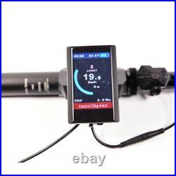 Ebike 48V 1000W Bafang Mid-Drive Motor BBSHD Conversion Kit + 52V 19.2Ah Battery