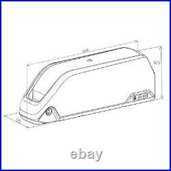 Ebike 48V 750W BBS02 Bafang Mid-Drive Motor Conversion Kit + 48V 19.2Ah Battery