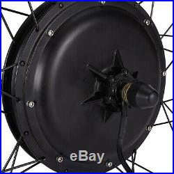 Ebike kit 1000W 48V anti charge braking hub motor drive electric bike conversion