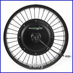 Ebikeling Waterproof e-Bike Conversion Kit 48V 1200W 20 FAT Direct Drive Rear