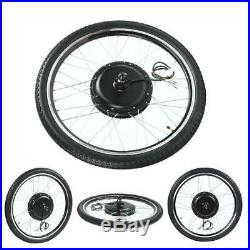 Electric Bicycle 36/48V Hub Engine Motor Conversion Kit Wheel Display Modified