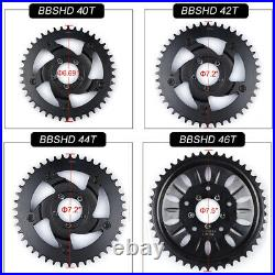 Electric Bike Bafang 8Fun BBSHD 48V 1000W Mid-Drive Motor E-Bike Conversion Kits