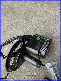 Electric bike mid drive conversion kit