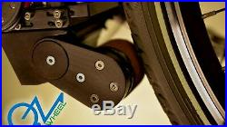 Go-E OnWheel ebike conversion kit electric bike motor battery friction drive