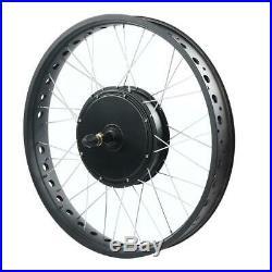 Hot! Electric Bike E-bike Conversion Kit 48V/72V Motor 20/26'' Wheel LCD Meter