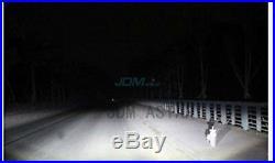 JDM ASTAR 2X 72W H9 8000LM CSP LED Headlight High Beam Bulbs Lamps White Bright