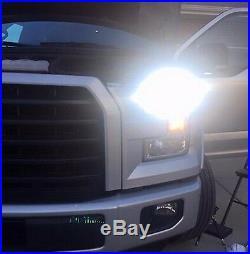 JDM ASTAR 2x7000lm 8th Gen. Super Bright LED Headlight Conversion Kits 9005 9006