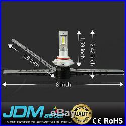 JDM ASTAR 2x All in One 9005 White 8000LM LED Headlight Kit Hi/Low Beam Bulbs
