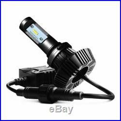 JDM ASTAR 7000Lm 8th 9006 HB4 6000K White LED Headlight Lamps High/Low Beam Bulb