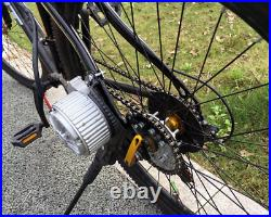 L-faster 450W Newest Electric Bike Left Drive Conversion Kit Can Fit Most Of Use