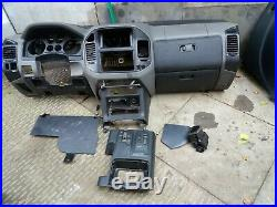 Left Ahnd Drive Dashboard Conversion Kit Mitshubi Shogun