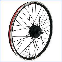 MTB Front/Rear Wheel with MXUS Motor XF07 XF08 XF15 Brushless Hub Drive