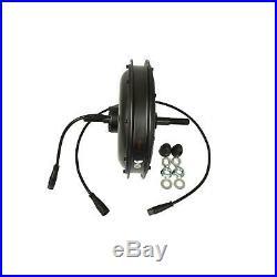 MXUS 48V 1000W Brushless Direct Drive Hub Motor for Rear e-bike conversion kit