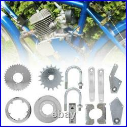 Motorized Bike Jackshaft Kit Center Shaft Drive Conversion Parts Modification
