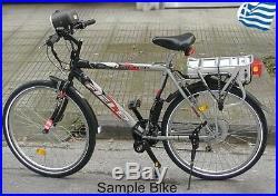 NEW BEWO 350W Mid Drive Electric Bike Bicycle eBike e-Bike