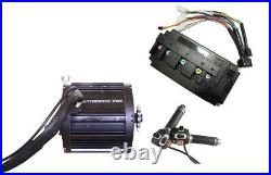 Niubo 3000with72v Electric Ebike Motorcycle Mid-Drive Motor Conversion Kit NEW