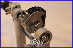 Offset Eclipse Double Bass Drum Pedal with Direct Drive Conversion Kit