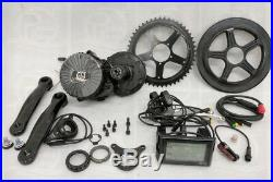 Pedalease 48V 750W BBS02 Pedalease Mid drive electric bike kit 30mph & Battery