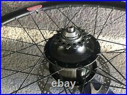 Rohloff Disc-Speedhub 500/14 DB, Q/R 32h With Gated Belt Drive Conversion Kit