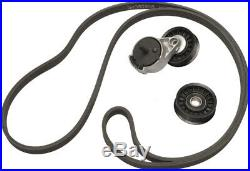 Serpentine Belt Drive Conversion Kit-GAS Continental Elite 49215K