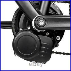 TONGSHENG 36V 500W Mid Drive Motor Electric Bicycle Conversion Kit + LCD Display