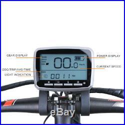 Tongsheng 48V 500W Torque Sensor Mid Drive Motor Electric Bike Conversion Kit