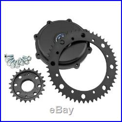 Twin Power 4655 Chain Conversion Kit for Touring Cush Drive with 51T Rear Sp