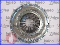 VALEO Kupplungssatz Schwungrad ohne Ausrücklager Umrüstung ZMS auf EMS 835014